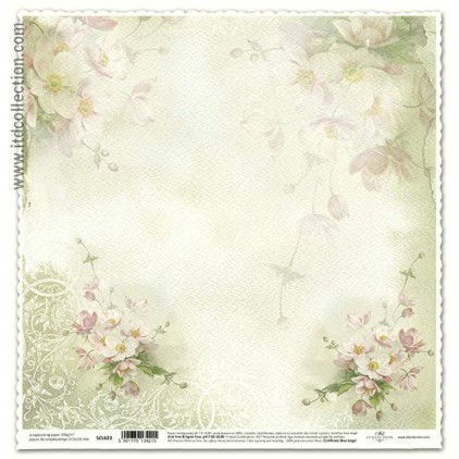 ITD Collection - Papier do scrapbookingu - SCL623