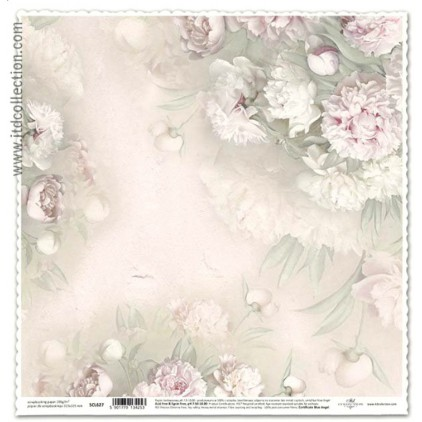 ITD Collection - Papier do scrapbookingu - SCL627