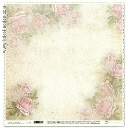 ITD Collection - Papier do scrapbookingu - SCL626