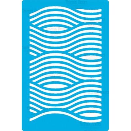 Maska, szablon FDTR 211 - Fabrika Decoru