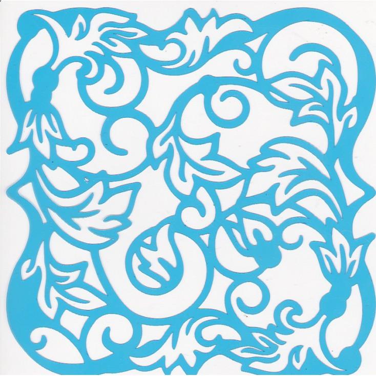 Fabrika Decoru - Mask, stencil FDTR 47