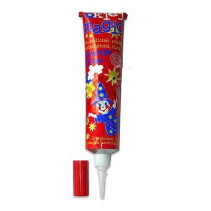 MAGIC bookbinding adhesive with a precision tip