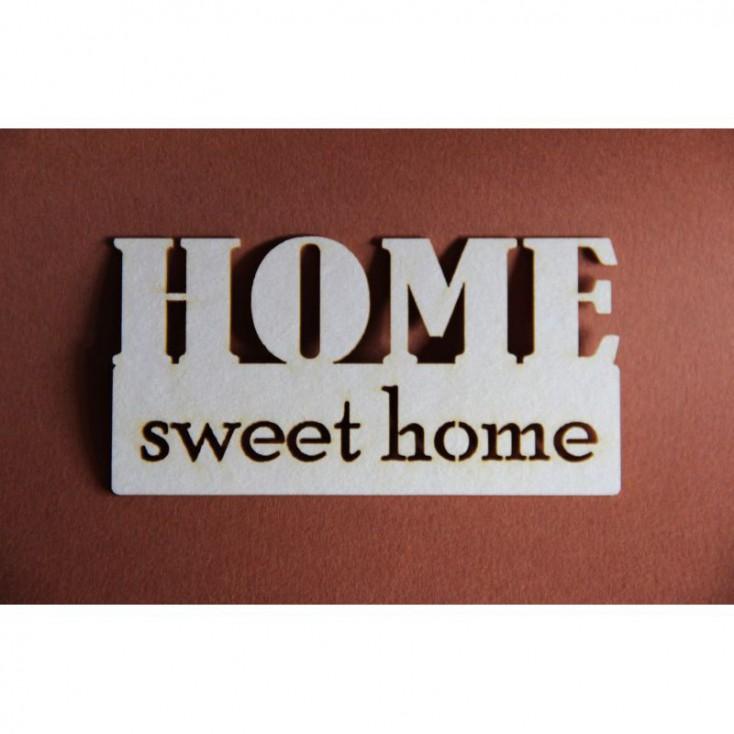 Filigranki - Tekturka - Home sweet home