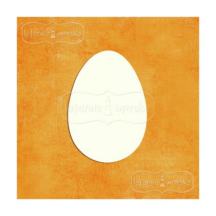 Latarnia Morska - Cardboard element -easter eggs