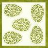 Latarnia Morska - Cardboard element -easter eggs openwork