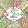 Decorer - Set of scrapbooking papers - The Old Times - Spring