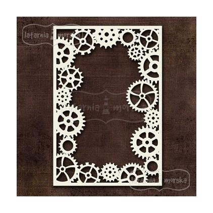 Latarnia Morska - Cardboard element - Steampunk Stories I
