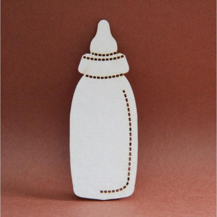 Filigranki - Tekturka - butelka