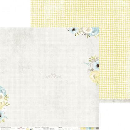 Papier do tworzenia kartek i scrapbookingu - Craft O Clock - Mój Skarb Chłopczyk 01