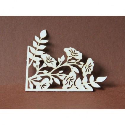Filigranki - Tekturka - flora 022