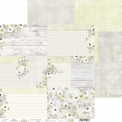 Scrapbooking paper - Craft O Clock - Celebrate Today 06