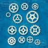 Latarnia Morska - Tekturka - trybiki i zębatki - Steampunk Stories