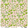 Scrapbooking paper - Mintay Papers - Springtime 04