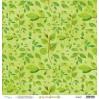 Papier kwiatowy - Papier do scrapbookingu - Mintay Papers - Wiosenny Czas 01