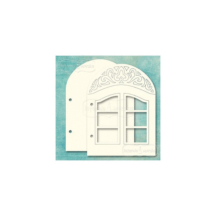 Latarnia Morska - Baza albumowa - okno