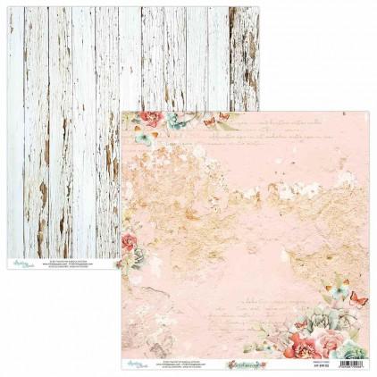 Papier kwiatowy - Papier do scrapbookingu - Mintay Papers - Bird Song 05