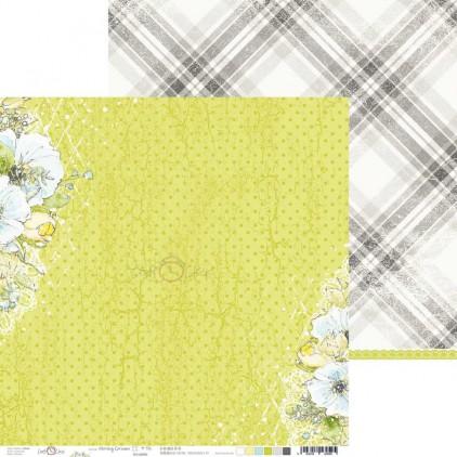 Scrapbooking paper - Craft O Clock - Morning Dreams II - 04
