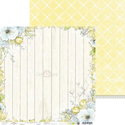 Scrapbooking paper - Craft O Clock - Morning Dreams II - 01