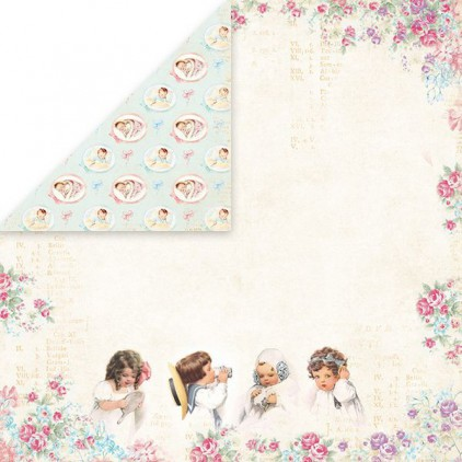 Craft and You Design - Scrapbooking paper - Shabby Babby 06