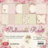 Zestaw papierów do scrapbookingu - Craft and You Design - Bellissima Rosa