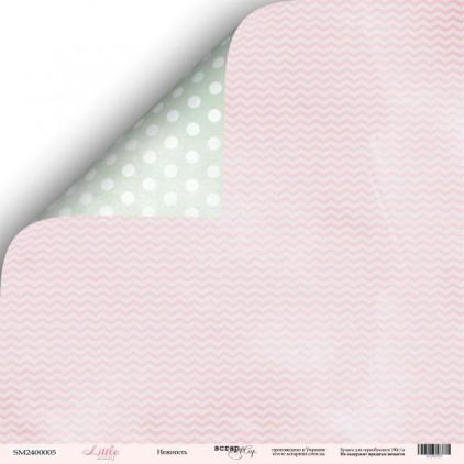 Scrapbooking paper - ScrapMir - Little Bunny 04