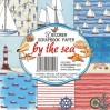 Decorer - Mały bloczek papierów do scrapbookingu -By the sea