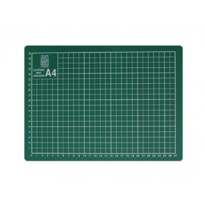 Cutting mat for handicrafts - self-healing - A4
