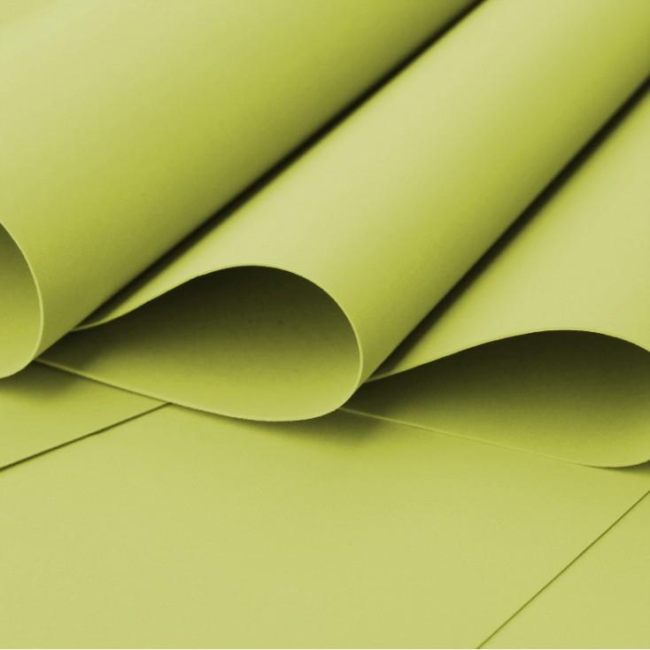 Foamiran, pianka artystyczna - 0,6 mm- oliwkowy