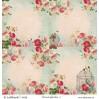 Papier do scrapbookingu - La Blanche - Dream Garden 03