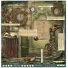 Papier do scrapbookingu - La Blanche - Fantasy 06