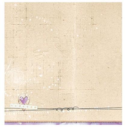 Scrapbooking paper - Studio Light - So Spring 04