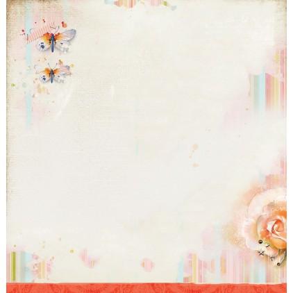 Papier do tworzenia kartek i scrapbookingu - Studio Light - So Spring 01