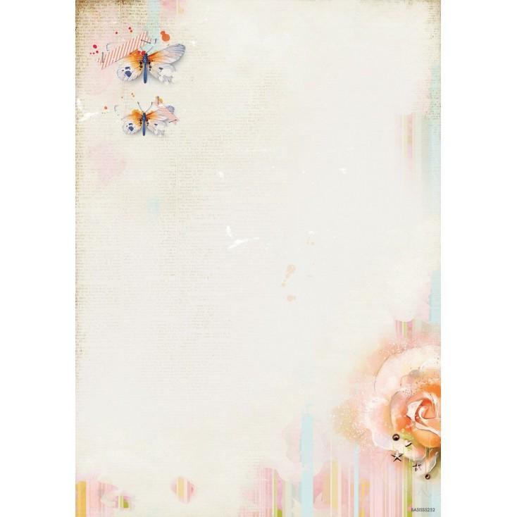 Scrapbooking paper - Studio Light - So Spring BASISSS252