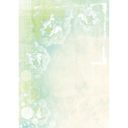 Scrapbooking paper - Studio Light - So Spring BASISSS253