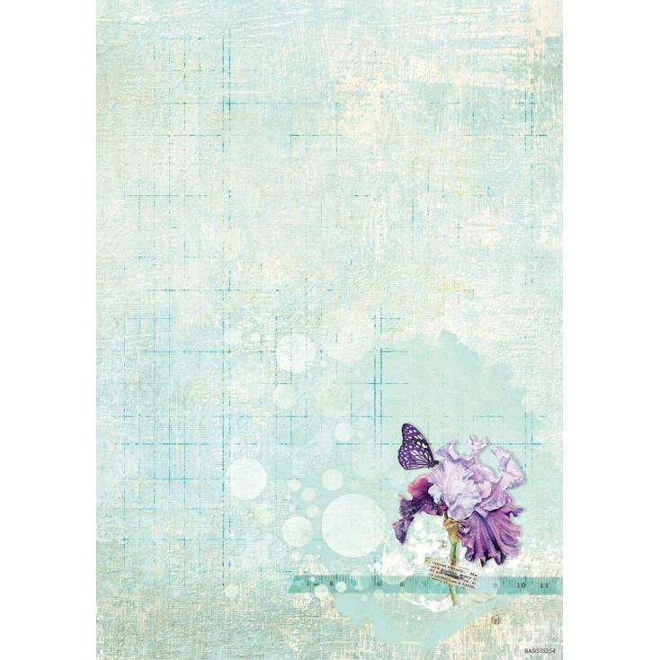 Papier do tworzenia kartek i scrapbookingu - Studio Light - So Spring BASISSS254