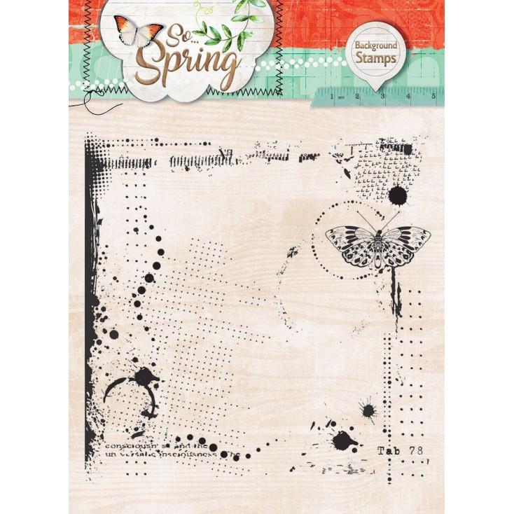 Stempel / pieczątka - Studio Light - So Spring 01