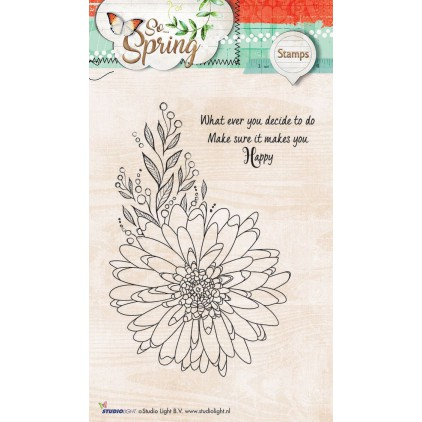 Clear stamp - Stucio Light - So Spring 04