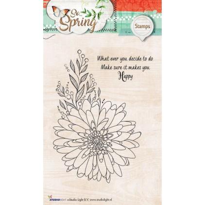 Przygotuj piękne obrazki w swoim albumie - Stempel / pieczątka - Stucio Light - So Spring 04