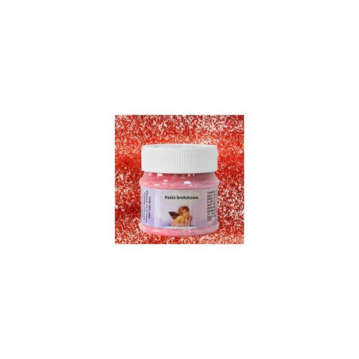 Glitter paste - Daily Art - Red - 50ml