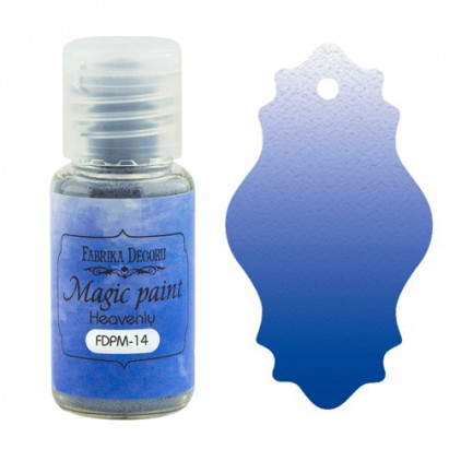 Magic, dry paint - Fabrika Decoru - heavenly - 15ml