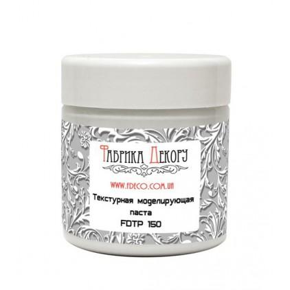 White modeling paste - Fabrika Decoru - 150ml