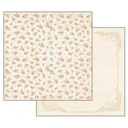 Stamperia - Papier do scrapbookingu - SBB381