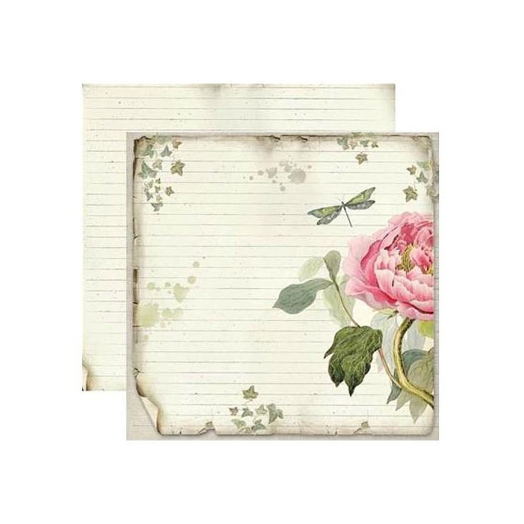 Stamperia - Scrapbooking paper - SBB447