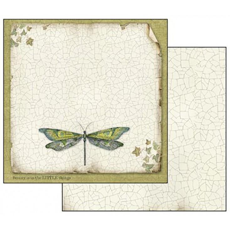 Stamperia - Scrapbooking paper - SBB449