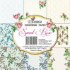 Decorer - Set of scrapbooking papers -Sweet rose