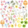 Scrapbooking paper - Fabrika Decoru - Summer Holiday - Pictures for cutting
