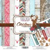 Set of scrapbooking papers - Fabrika Decoru - Christmas fairytales