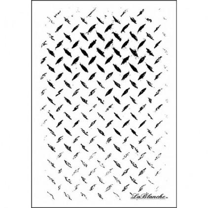 Stempel / pieczątka - LaBlanche - Sheet metal 1