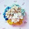 Paper lily flower set - mix 12 - 50 pcs