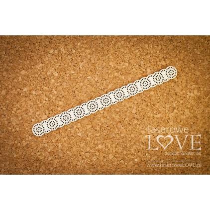 Laser LOVE - cardboard lace Kalina - Dentelle